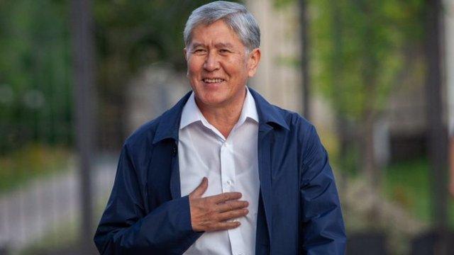 Екс-президента Киргизстану офіційно звинуватили в підготовці держперевороту