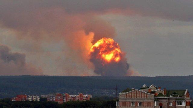 Трамп заявив, що на військовому полігоні РФ вибухнула ракета з ядерним реактором
