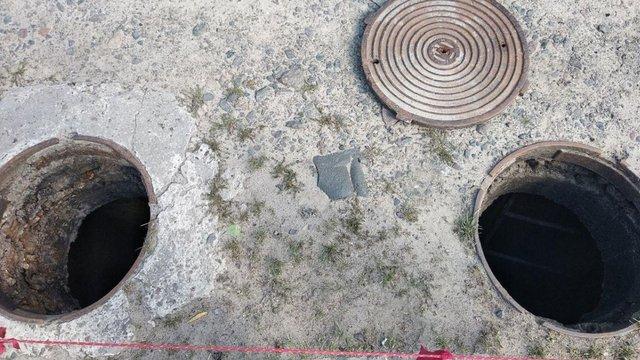 На Рівненщині підлітки кинули петарду в каналізаційний люк із газовими трубами