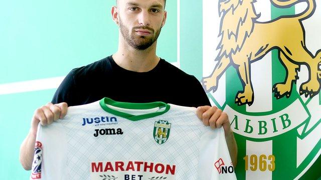 Львівські «Карпати» підписали ще одного гравця збірної Люксембургу