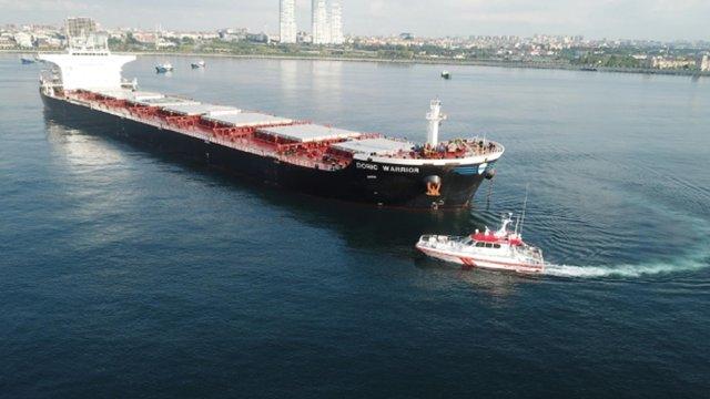 Поблизу Туреччини зіткнулися танкер і судно, що прямувало до України зі США