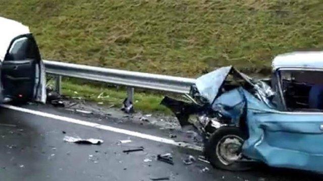 У ДТП біля Львова загинув 61-річний водій ВАЗу