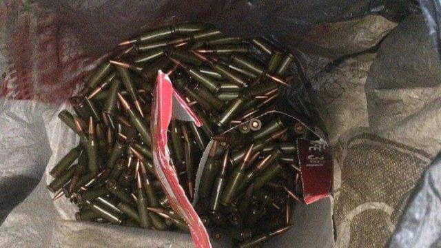 У магазині в Жидачеві правоохоронці виявили у нетверезого покупця 240 набоїв