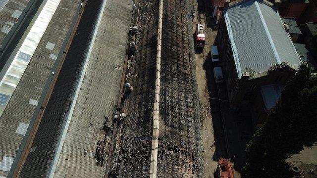 Поліція назвала основні версії пожежі в одеському готелі «Токіо Стар»