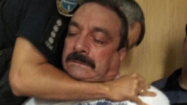 Помічник начальника Нацполіції в Запорізькій області втік з місця скоєння потрійної ДТП