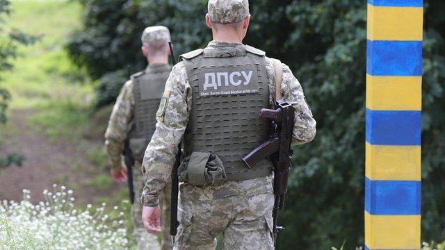 На Буковині прикордонники підстрелили пасажира автомобіля, що не зупинився на вимогу