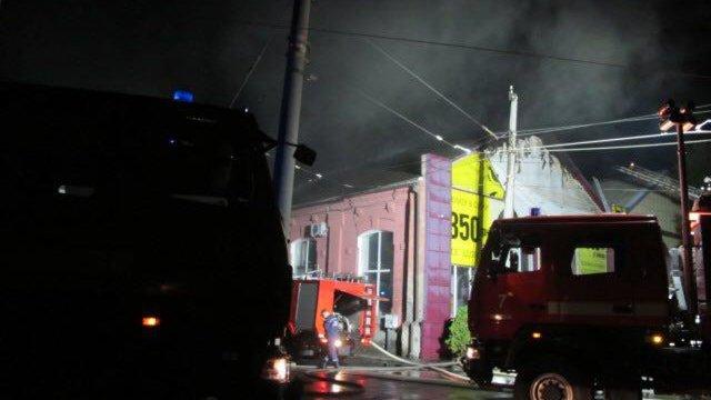 Версія про підпал одеського готелю «Токіо Стар» не підтвердилась