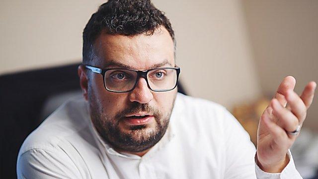 Голова Держкіно Пилип Іллєнко звільнився з посади