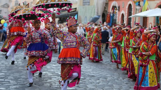 На фестиваль «Етновир» до Львова вперше приїдуть колективи з Панами та Колумбії