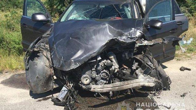На Київщині у ДТП загинули працівник поліції та 7-річна дитина