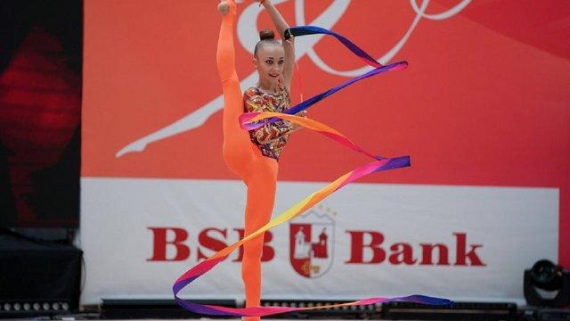 Львів'янка Христина Погранична увійшла в десятку найсильніших гімнасток на етапі Кубка світу