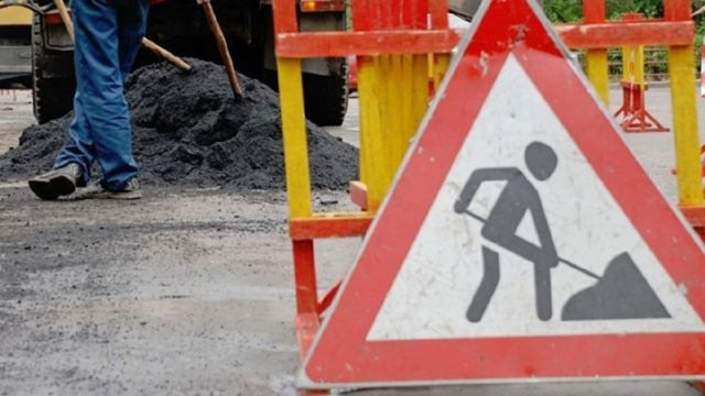 Частину вул. Сахарова у Львові на чотири дні перекриють для руху транспорту