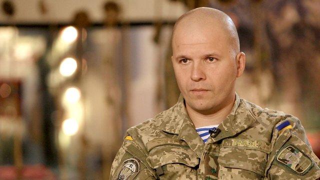 Новим командувачем Десантно-штурмових військ став один з керівників оборони Донецького аеропорту