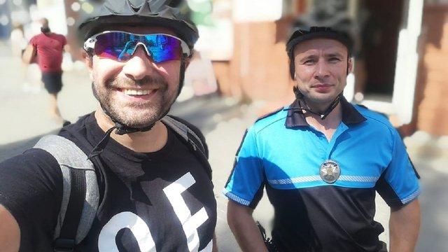 Російський журналіст, що незаконно відвідував окупований Крим, переїхав працювати в Київ
