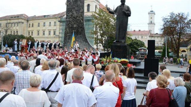 У День Незалежності у центрі Львова відбудеться спільна молитва з «Дудариком»
