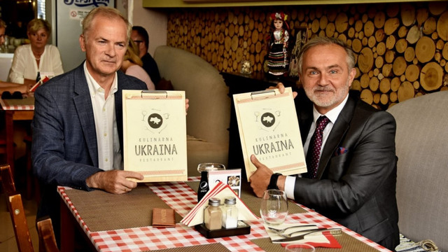 Мер Ґдині став на захист українців у ксенофобському скандалі із рестораном