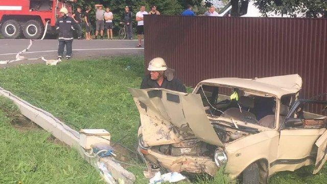 У ДТП на трасі Львів-Луцьк загинула 7-річна дівчинка