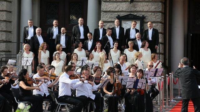 Львівська опера урочисто відзначила початок ювілейного театрального сезону