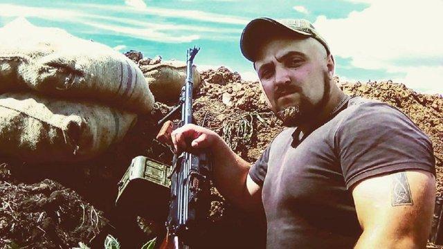 На Донбасі внаслідок обстрілів загинув командир взводу 24-го батальйону «Айдар»