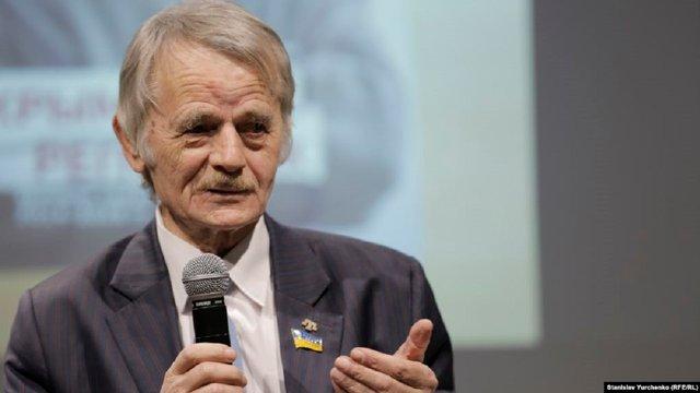 «Європейська солідарність» висунула Джемілєва на посаду віце-спікера Ради