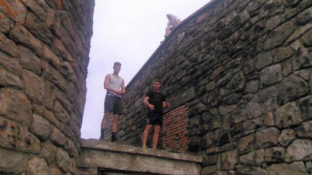 На Прикарпатті знайшли вандалів, які знищили громовідвід обсерваторії на горі Піп Іван