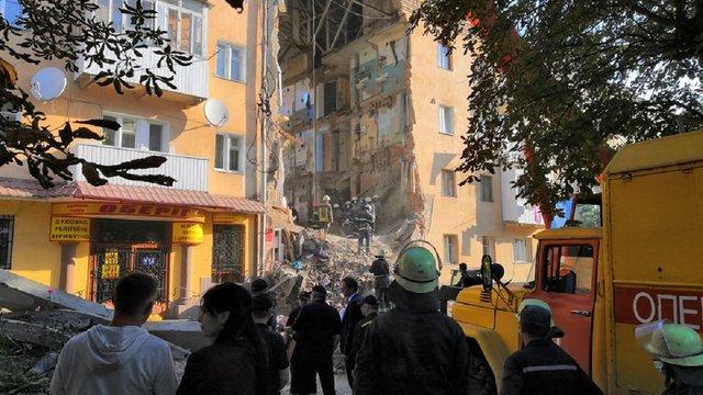 «Львівгаз»  та ДСНС заперечили версію про вибух газу в будинку у Дрогобичі