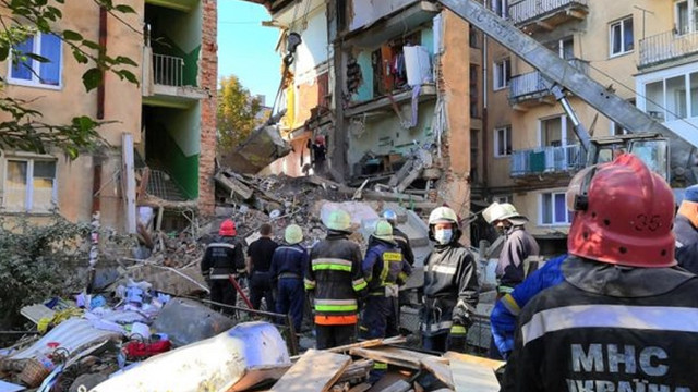 Львів запропонував Дрогобичу допомогу з ліквідацією наслідків обвалу житлового будинку