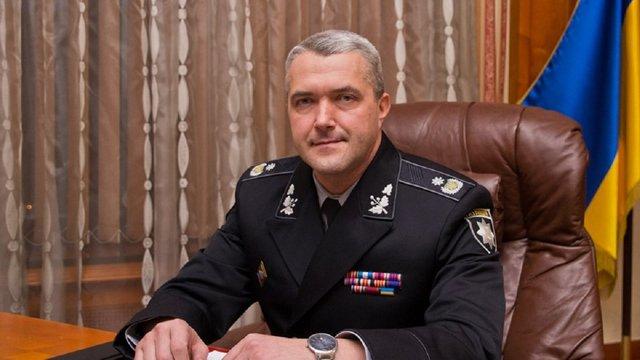 Звільненого за погану роботу шефа львівської поліції перевели до Києва