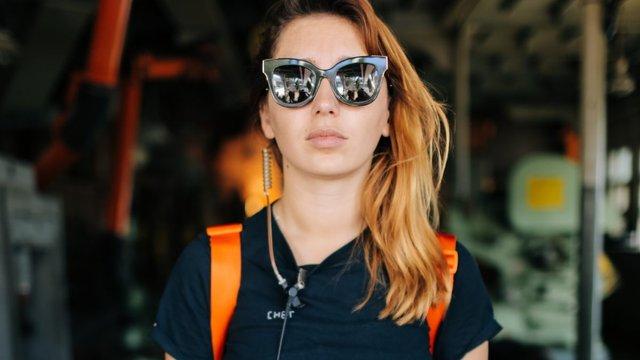 Українська режисерка зняла кліп для американської співачки Кеті Перрі