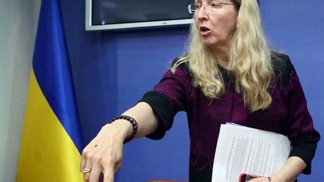 Супрун звинуватила Авакова у блокуванні легалізації медичної марихуани в Україні