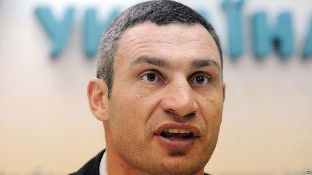 Новий уряд звільнив Віталія Кличка з посади голови КМДА