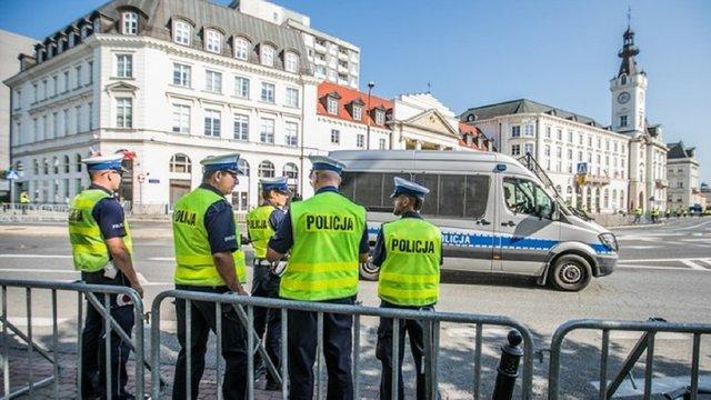 Польська поліція затримала трьох українців за підготовку теракту у Варшаві