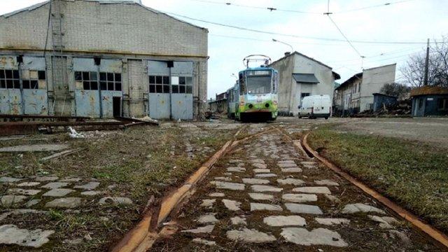 «Львівелектротранс» оголосив міжнародний тендер на реконструкцію трамвайного депо