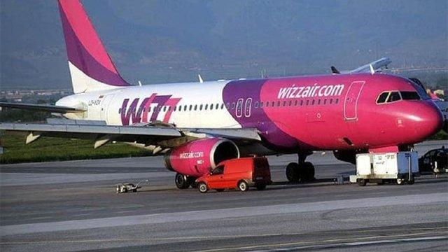 Wizz Air запускає авіарейси зі Львова та Харкова у Будапешт