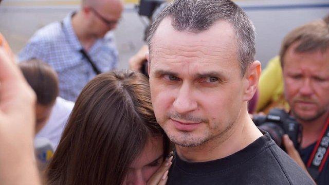 Олег Сенцов приїде до Львова на Форум видавців представити свою книгу