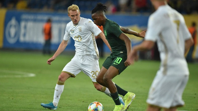 Україна врятувала нічию проти Нігерії, забивши гол з порушенням правил