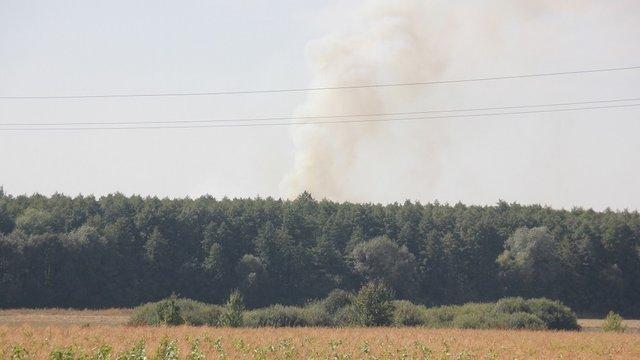 Міністерство оборони спростувало чутки про вибухи снарядів у Калинівці