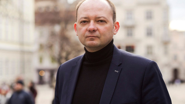 Мер Львова пропонує призначити Любомира Зубача своїм заступником