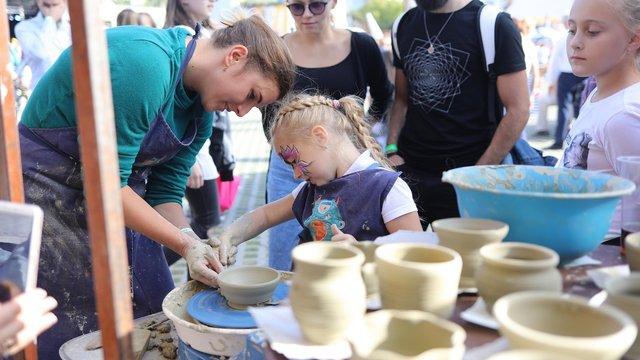 У Львові відбувся добросусідський фестиваль «Знесіння Фест»