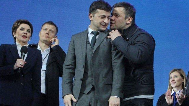 Богдан розповів, про що шепоче Зеленському на вухо