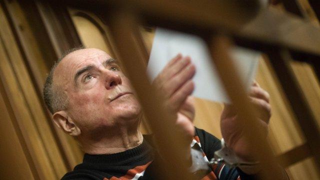 Вбивця Гонгадзе попросив суд замінити йому довічне ув'язнення на 15 років тюрми