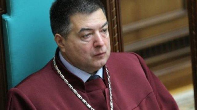 Колишній львівський суддя очолив Конституційний суд України