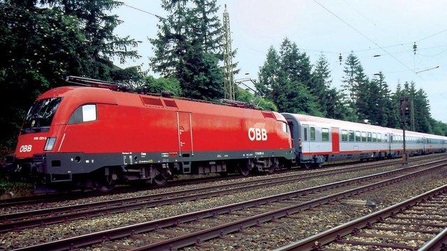 Австрійська залізниця запустить поїзд сполученням «Ґрац – Перемишль»