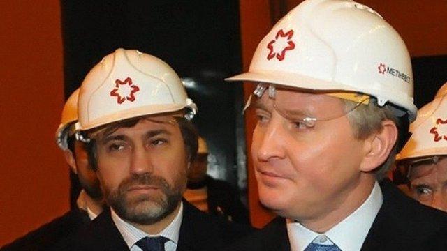 Ахметов і Новинський монополізували коксохімічну галузь в Україні