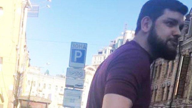 Поліція затримала нападника на Мустафу Найєма