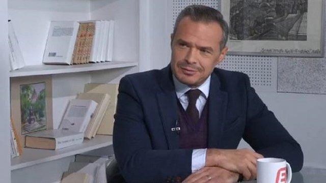 Голова «Укравтодору» Славомір Новак оголосив про своє звільнення