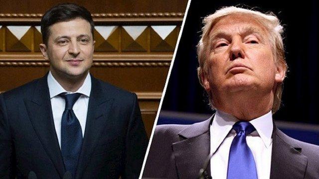 Україна погодилася на оприлюднення запису розмови Зеленського і Трампа
