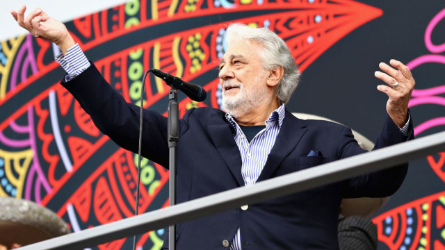 Пласідо Домінго пішов з Метрополітен-опери після звинувачень у домаганнях