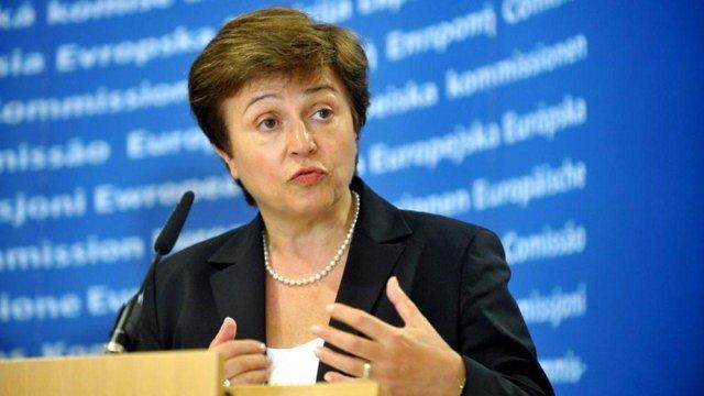 66-річна болгарська економістка Крісталіна Георгієва стала директоркою МВФ