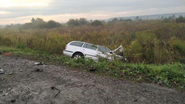На трасі Львів-Шегині загинув 38-річний водій
